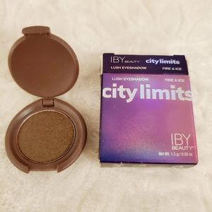 CITY LIMITS Lush Eyeshadow in Fire&Ice
